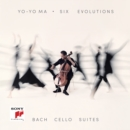 Yo-Yo Ma: Six Evolutions - Bach Cello Suites - Vinyl