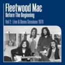 Before the Beginning: Live & Demo Sessions 1970 - Vinyl