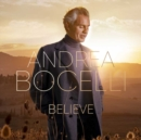 Andrea Bocelli: Believe - CD