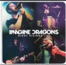 Night Visions Live - CD