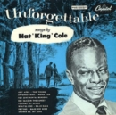 Unforgettable: Songs By Nat 'King' Cole - Vinyl