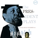 The President Plays With the Oscar Peterson Trio - Vinyl