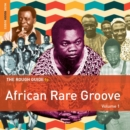 The Rough Guide to African Rare Groove - CD