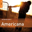 The Rough Guide to Americana - CD