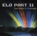 Part II: One Night in Australia - Live - CD