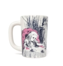 Alice In Wonderland Mug - Book