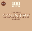 100 Hits: The Best Country Album - CD