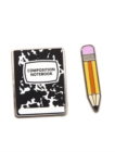 Notebook and Pencil PINS-1011-E - Book