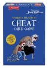David Walliams Gangsta Granny's Cheat Card Game - Book