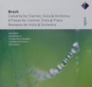 WORKS FOR CLARINET AND VIOLA - CD