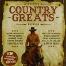 Country Greats - CD