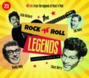The Rock 'N' Roll Legends: 40 Hits from the Legends of Rock 'N' Roll - CD
