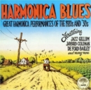 Harmonica Blues: Great Harmonica Performances of the 1920's and 30's - Vinyl