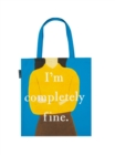 Eleanor Oliphant is Completely Fine Tote Bag - Book