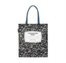 Composition Notebook Tote Bag - Book
