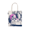 Alice In Wonderland Tote-1007 - Book