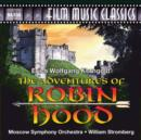 The Adventures of Robin Hood - CD