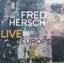 Live in Europe - CD