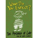 The Archers of Loaf: What Did You Expect? - Live at Cat's Cradle - DVD