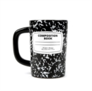Composition Notebook Mug - Book