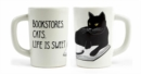 Bookstore Cats Mug - Book