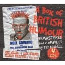 A Box of British Humour - CD