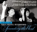 Spreading the Word: Early Gospel Recordings - CD