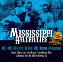 Mississippi Hillbillies 1927-1935 - CD