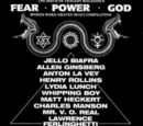 Fear/Power/God: The Birth of Tragedy Magazine's Spoken Word/Graven Images Comp... - CD