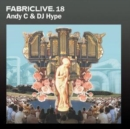 Fabriclive 18 (Mixed By Andy C and Dj Hype) - CD