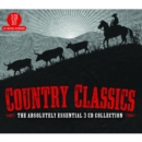 Country Classics: The Absolutely Essential 3CD Collection - CD