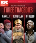 Shakespeare: Three Tragedies - Blu-ray