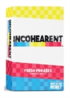Incohearent First Expansion Adult Party Game - Book