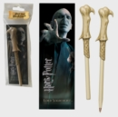 Voldemort Wand Pen And Bookmark - Book