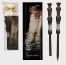 Dumbledore Wand Pen & Bookmark - Book
