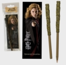 Hermione Wand Pen And Bookmark - Book