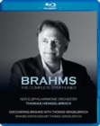 Brahms: The Complete Symphonies - Blu-ray