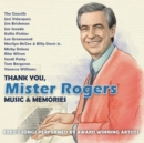 Thank You, Mister Rogers: Music & Memories - CD