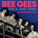 Spick and Span: The Bern Broadcast 1968 - CD