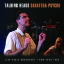Saratoga Psycho: Live Radio Broadcast, New York 1983 - CD