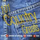 101 Country Greats - CD