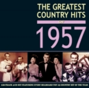 The Greatest Country Hits of 1957 - CD