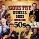 Country Number Ones of the 50s - CD