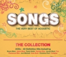 Songs (The Very Best of Acoustic) - CD