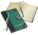 HP - Slytherin Journal (lined notebook) - Book