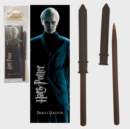 Draco Malfoy Wand Pen And Bookmark - Book