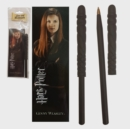 Ginny Wand Pen And Bookmark - Book