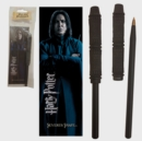 Snape Wand Pen And Bookmark - Book