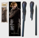 Ron Weasley Wand Pen And Bookmark - Book