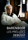 Daniel Barenboim Plays and Explains Debussy - DVD